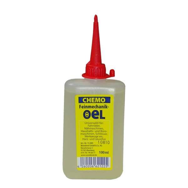 100ml Feinmechaniköl Universalöl Haushaltsöl Schmieröl Harz + säurefrei