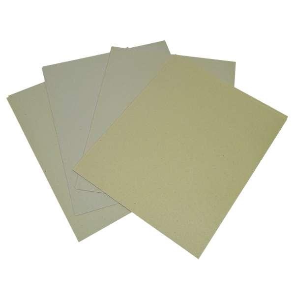 10 Blatt Schleifpapier Schmirgelpapier 60,100,150,240er Körnung gemischt im Set