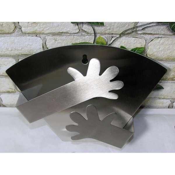 Terzi Kaffeefilter Halter Hand Edelstahl Filterhalter Filtertütenhalter Aufbewahrung
