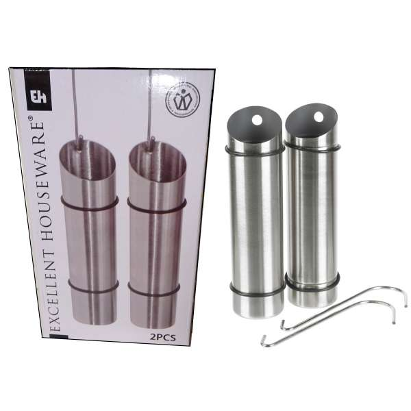 2x Edelstahl Luftbefeuchter Wasser-Verdunster Heizung Wasserverdunster Verdampfer