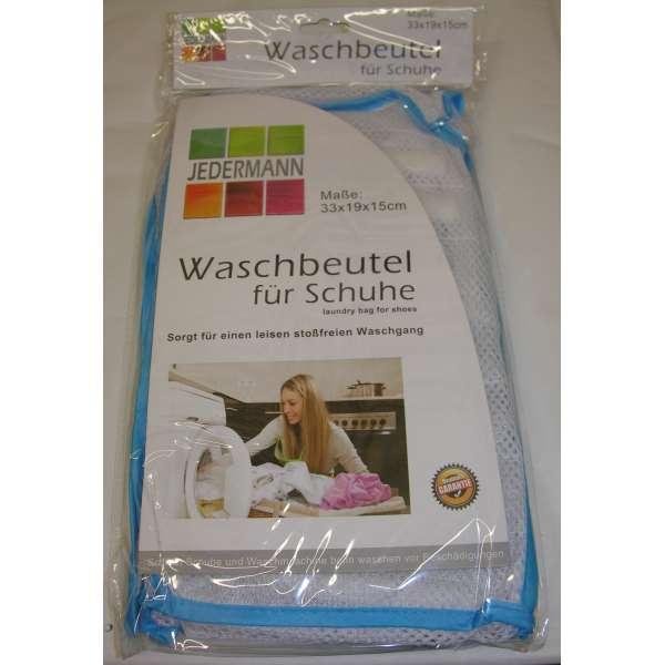 Waschbeutel Wäschenetz für Schuhe und Pantoffel Wäsche-Beutel stoßhemmend