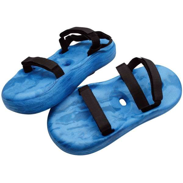 AQUA SPHERE Foot Floats Gr. L (42-45) Wasser Aqua Fitness für Aqua Gymnastik