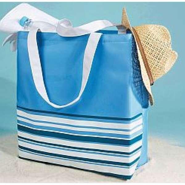 Badetasche Strandtasche Umhängetasche Shoppingbag Farbwechsel Einkaufstasche