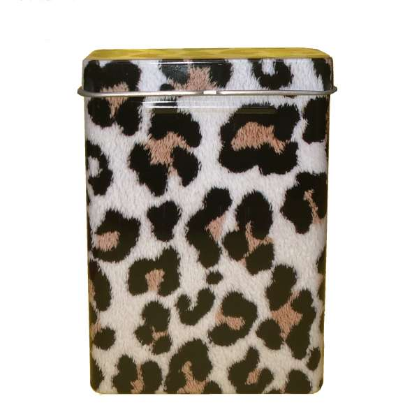 Zigarettenetui Zigarettenbox Box Behälter Metall für 24 Zigaretten Zigarillo Leo