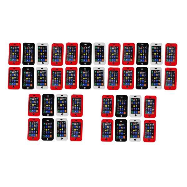 40x Radiergummi Smartphone Handy Radierer Mitgebsel Kindergeburtstag Party Tombola