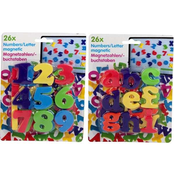 52er Set bunte Magnete Zahlen und Buchstaben abc 123 Magnet Memo Tafel Kinder Lern Hilfe