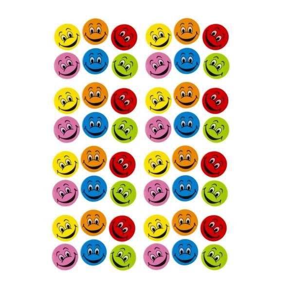 48er Set Smiley Happy Radiergummi Radierer Mitgebsel Kindergeburtstag Party Tombola