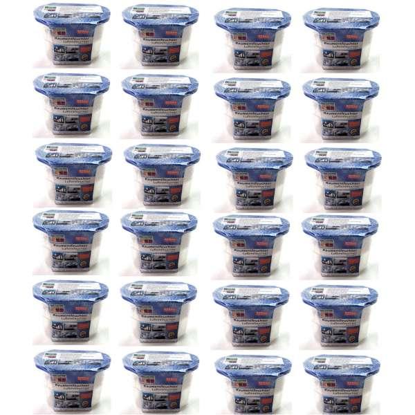 24x Luftentfeuchter mit je 230g Granulat Raumentfeuchter Entfeuchter Feuchtigkeitskiller