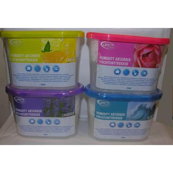 Luftentfeuchter Ultra Fresh Duft Granulat Raumentfeuchter Entfeuchter Düfte Auswahl