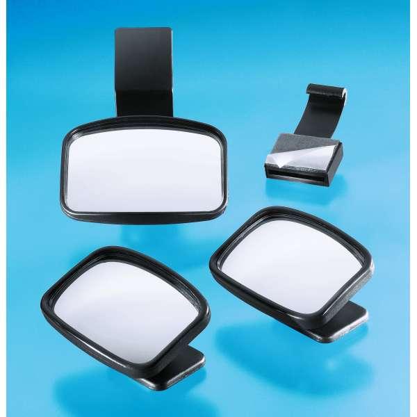 Rückspiegel-Trio für Auto Blindspiegel Zusatz Spiegel Toter Winkel PKW