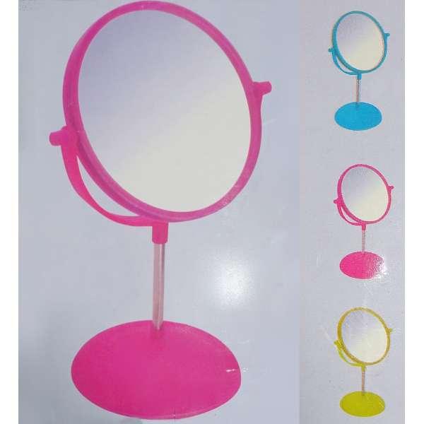 Retro Makeup-Spiegel Farbig Standspiegel Tischspiegel Kippspiegel Frisierspiegel
