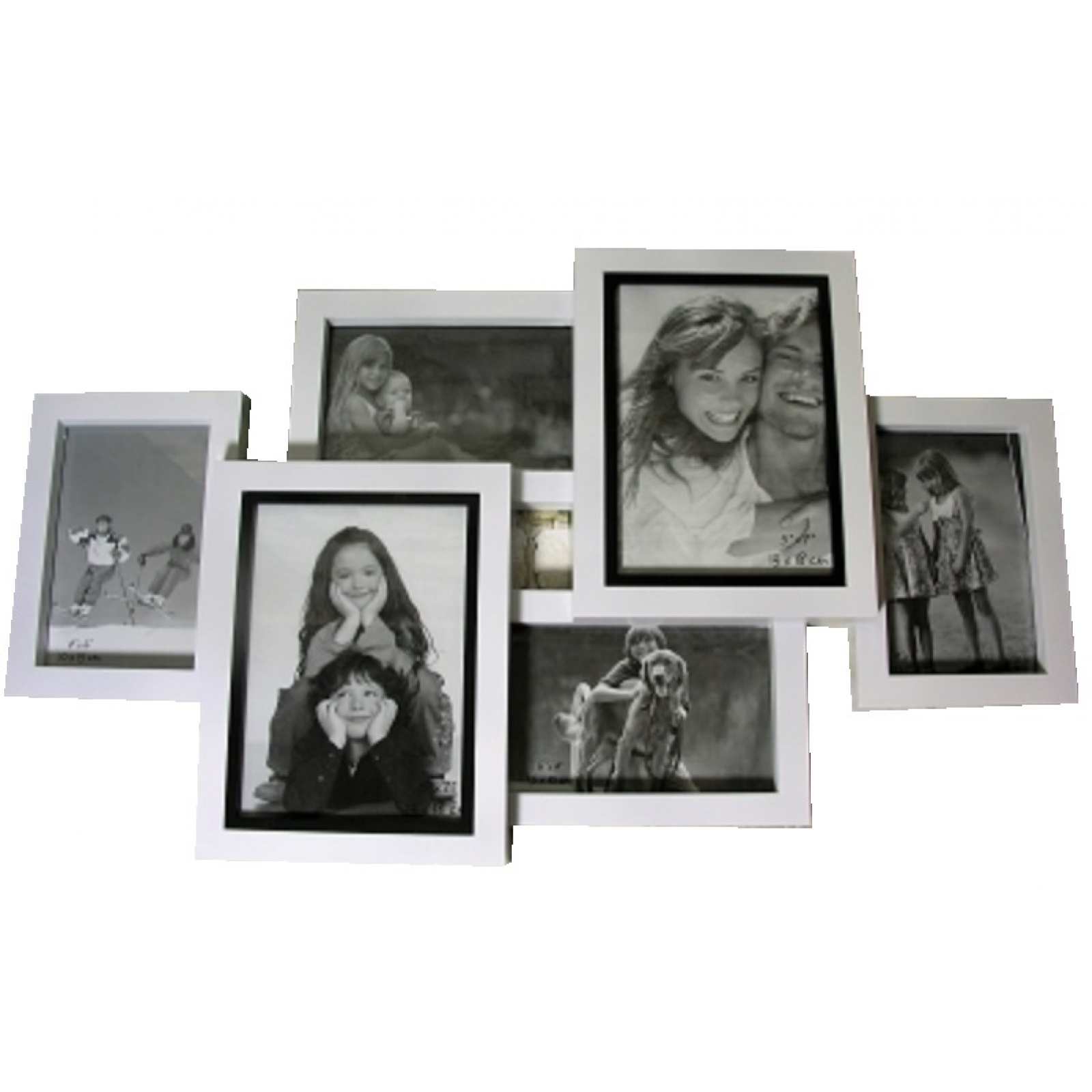 3d marco blanco decoración foto-galerie F.6 Fotos Marco Fotos ...