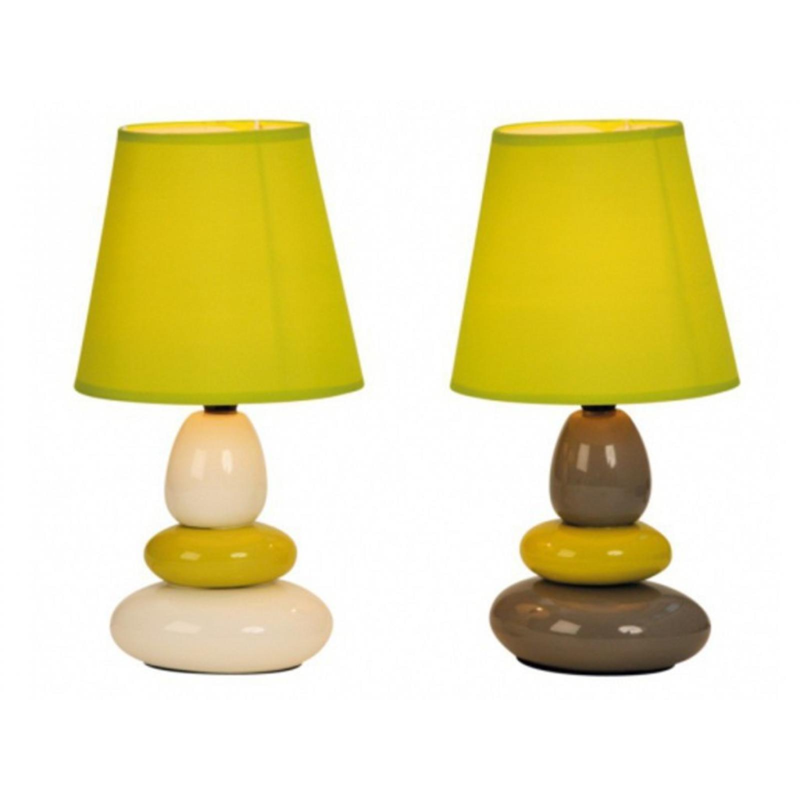 Tischlampe steinoptik gr n nachttischlampe tischleuchte for Nachttischlampe orientalisch